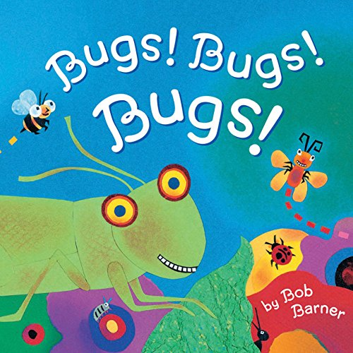 Bugs! Bugs! Bugs! Book Cover