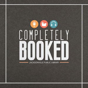 Completely Booked Podcast Artwork