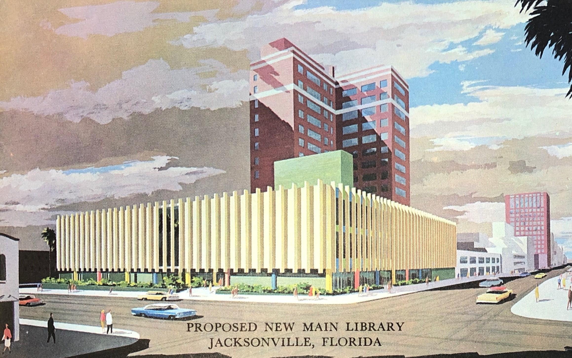 Jacksonville Public Library's History | Jacksonville Public Library