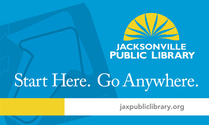 Jacksonville Public Library Card image