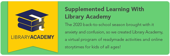 Supplemented Learning With Library Academy