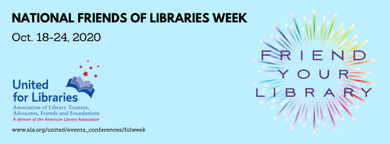 National Friends of Libraries Week