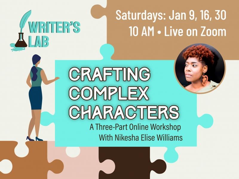 Writer's Lab with Nikesha Elise Williams