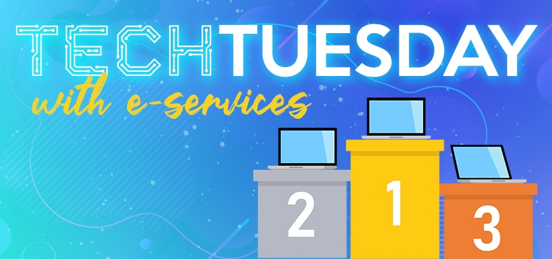 Tech Tuesday at the Jacksonville Public Library