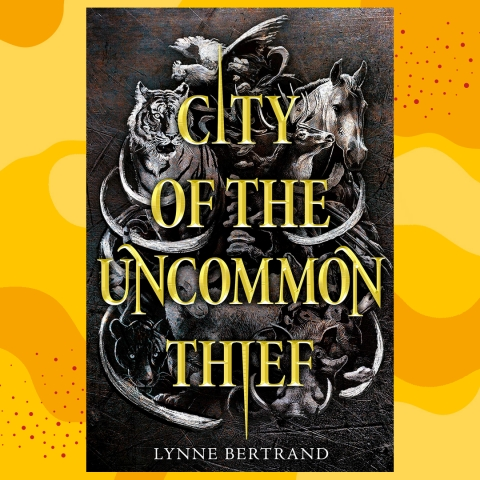 CITY OF THE UNCOMMON THIEF by LynneBertrand