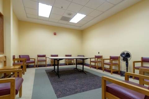 Conference Room B at Highlands