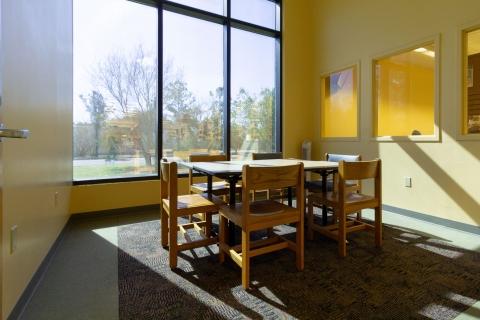 Study Room B at Highlands Regional