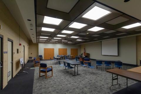 Auditorium at Webb