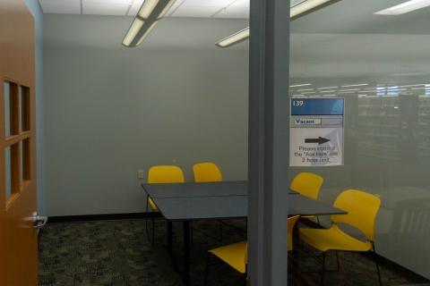 Study Room 139 at Pablo Creek