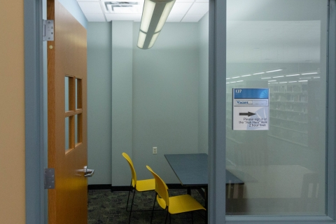 Study Room 137 at Pablo Creek