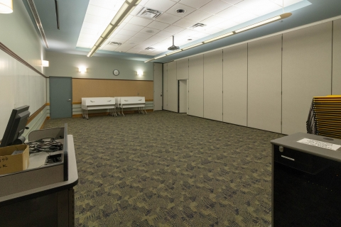 Community room A at Pablo Creek