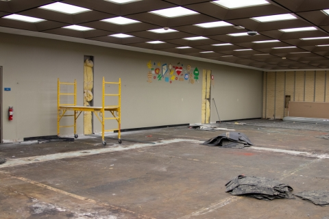 Webb Library Children's are renovations reno photo