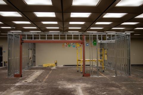 Webb Wesconnett Regional Library Children's Area