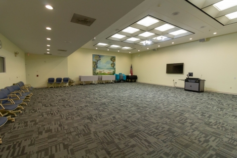 Community Room at Beaches