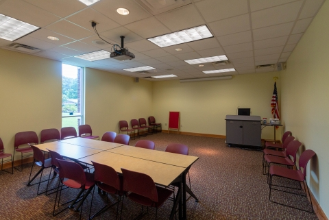 Multipurpose Room at Maxville