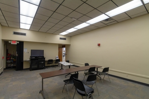 meeting room at Murray Hill