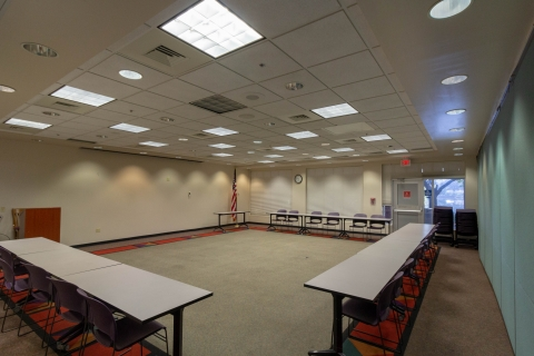 Room B at Southeast