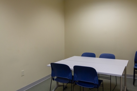 Meeting Room 121 at Argyle Branch