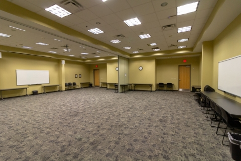Multipurpose room at University Park