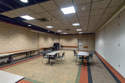 Community Room B at West