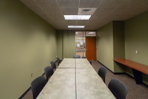 Meeting Room 114 at West