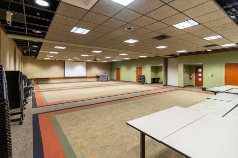 Community Room A and B at West