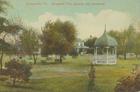 Klutho Park Gazebo