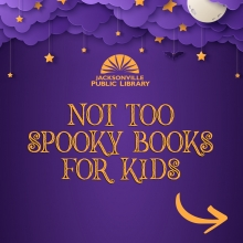 Not-Too-Spooky Books For Kids