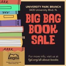 Big Bag Book Sale