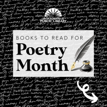 Books to read for Poetry Month
