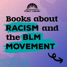 Books about racism and the Black Lives Matter movement
