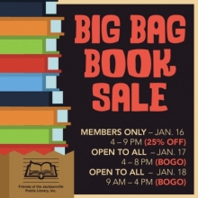 Big Bag Book Sale