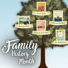 Family History Month at the Jacksonville Public Library