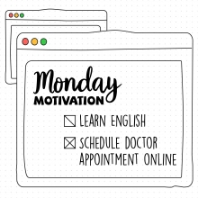 Monday Motivation ESOL Stories of Learning at the Library