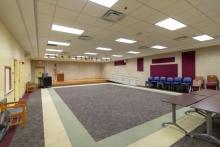 Auditorium at Highlands