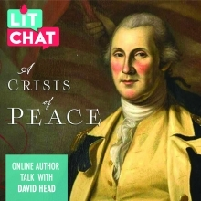 David Head Lit Chat at the library