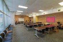 Meeting room at Graham