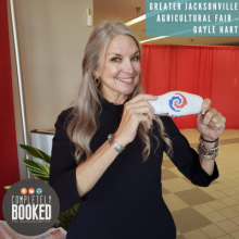 Gayle Hart, Greater Jacksonville Agricultural Fair, Completely Booked, Jacksonville Public Library, Jacksonville Fair, Jacksonville Podcast