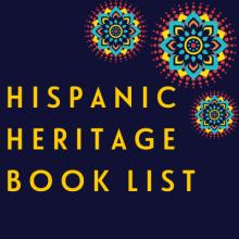Hispanic Heritage Month, Hispanic Heritage Book List, Jacksonville Public Library, Hispanic Heritage Event