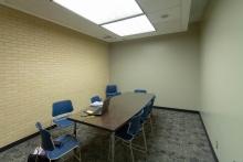 Study Room at Webb