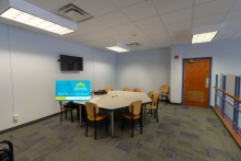Meeting space at Brentwood