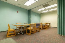 Conference room A and B at Bradham and Brooks