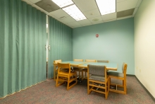 Conference Room B at Bradham and Brooks