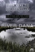 From here to Jacksonville exhibit image by River Dana