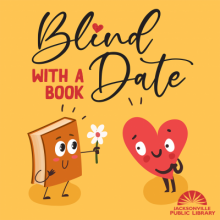 Blind Date with a Book, Jacksonville Public Library