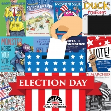 Kids' Books About Voting and Elections
