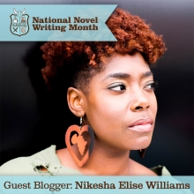 Guest Blogger Nikesha Elise Williams