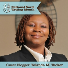Guest Blogger Yolanda M Tucker