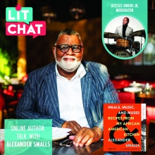 Alexander Smalls Lit Chat at the Jacksonville Public Library