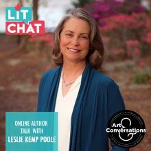 Author Leslie Kemp Poole